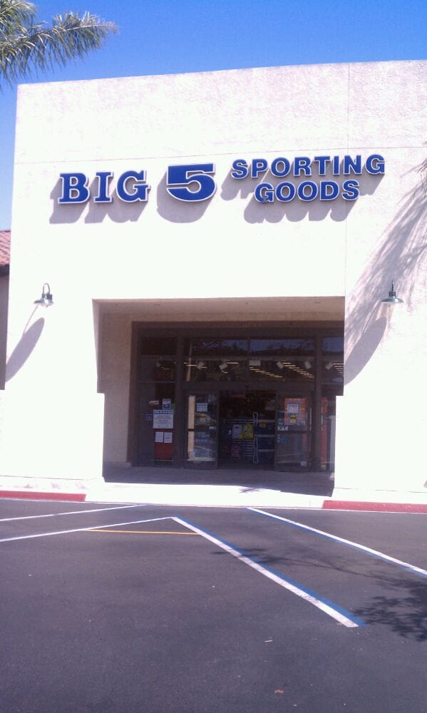 Big 5 Sporting Goods Corporation operates as a sporting goods retailer in the western United States. The company offers athletic shoes, apparel, and accessories, as well as a selection of outdoor and athletic equipment for team sports, fitness, camping, hunting, fishing, tennis, golf, winter and summer recreation, and roller sports.