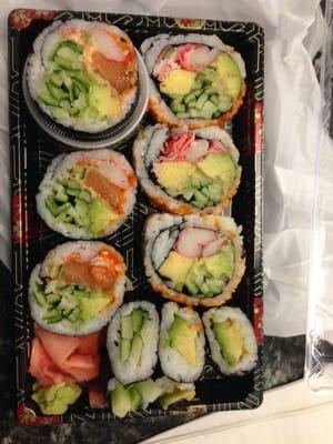 Metro Sushi