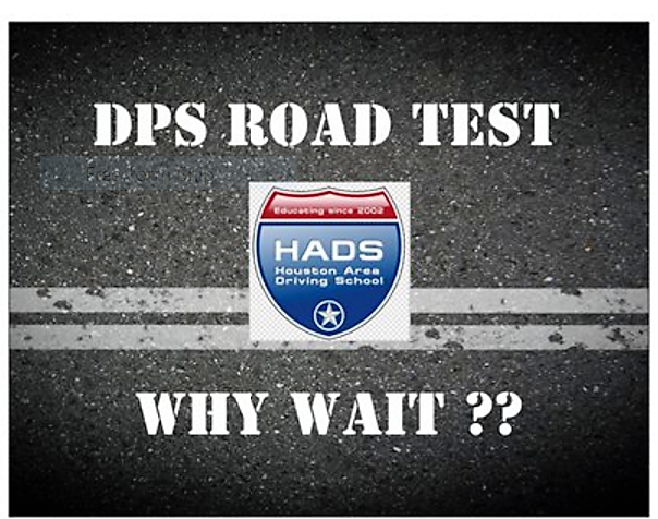 Need a driving test as soon as possible? Don't wait 4-6