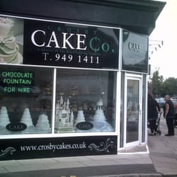 Photo Of Crosby Cake Company Liverpool Merseyside United Kingdom