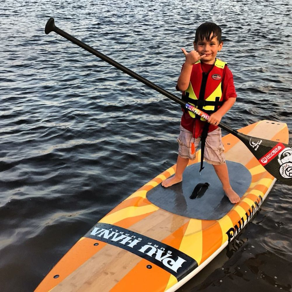 Wut Sup Standup Paddleboards & Pontoon Boat Rentals: 13247 Seaway Rd, Gulfport, MS