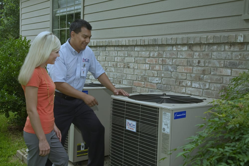 Aire Serv Of Huntsville 19 Photos Heating Air Conditioning Hvac 2106 West Ferry Way Al Phone Number Services Yelp