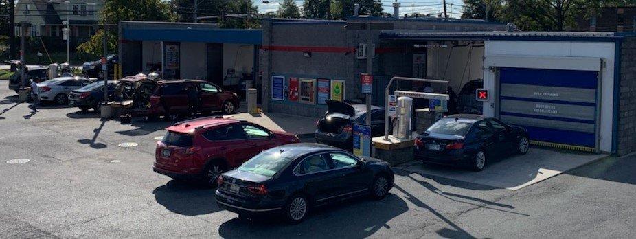College Park Car Wash on Sunnyside: 5100 Sunnyside Ave, Beltsville, MD