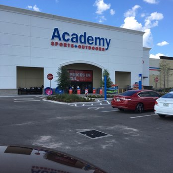 At Academy Sports + Outdoors, we make it easier for everyone to enjoy more sports and outdoors. At each of our + locations, we carry a wide range of quality hunting, fishing and camping equipment, patio sets and barbecue grills, along with sports and recreation products, at everyday low thritingetfc7.cfon: E Colonial Dr, Orlando, , FL.