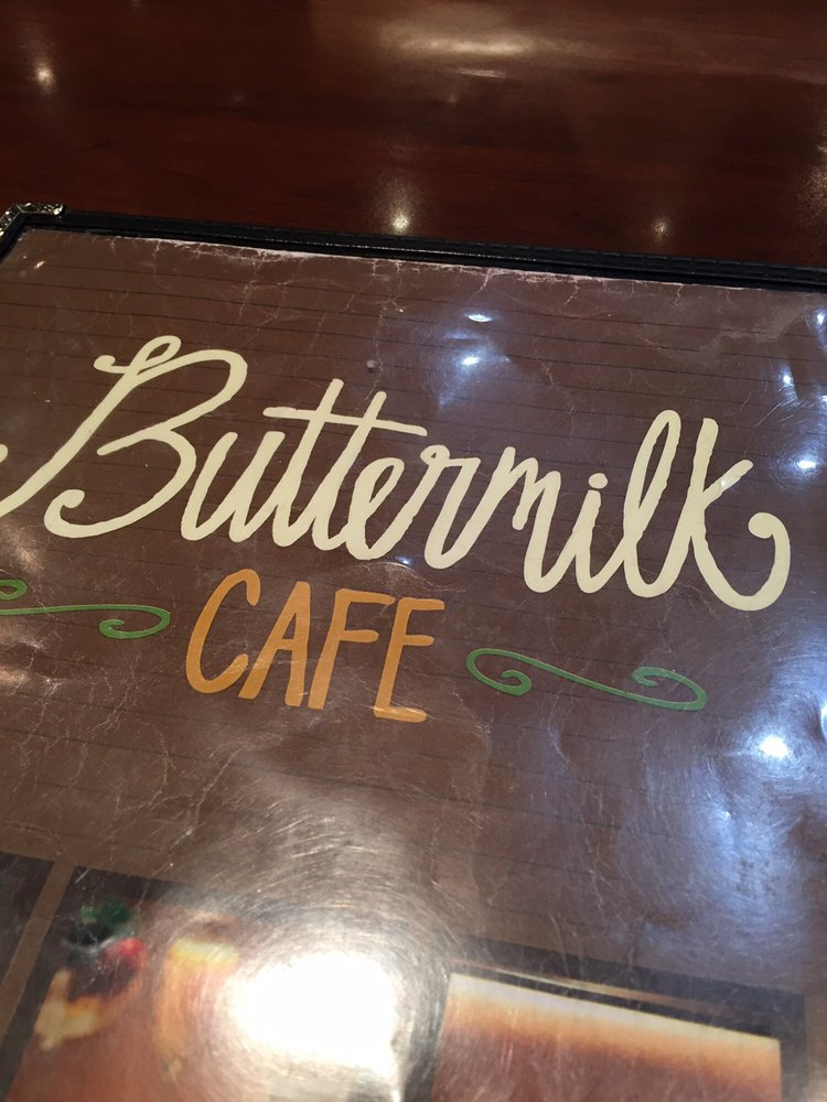Buttermilk Cafe Gruene Tx