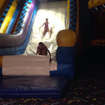 Chase, Climb, Jump, Tumble or Bounce. Add your listing here. Indoor Tactical Sports - Houston Featured. Pump It Up. Sawdust Road, The Woodlands, TX, Ministry of The Woodlands United Methodist Church. Party packages available at indoor playground include invitations, party coordinator, pizza, balloons and party favors.