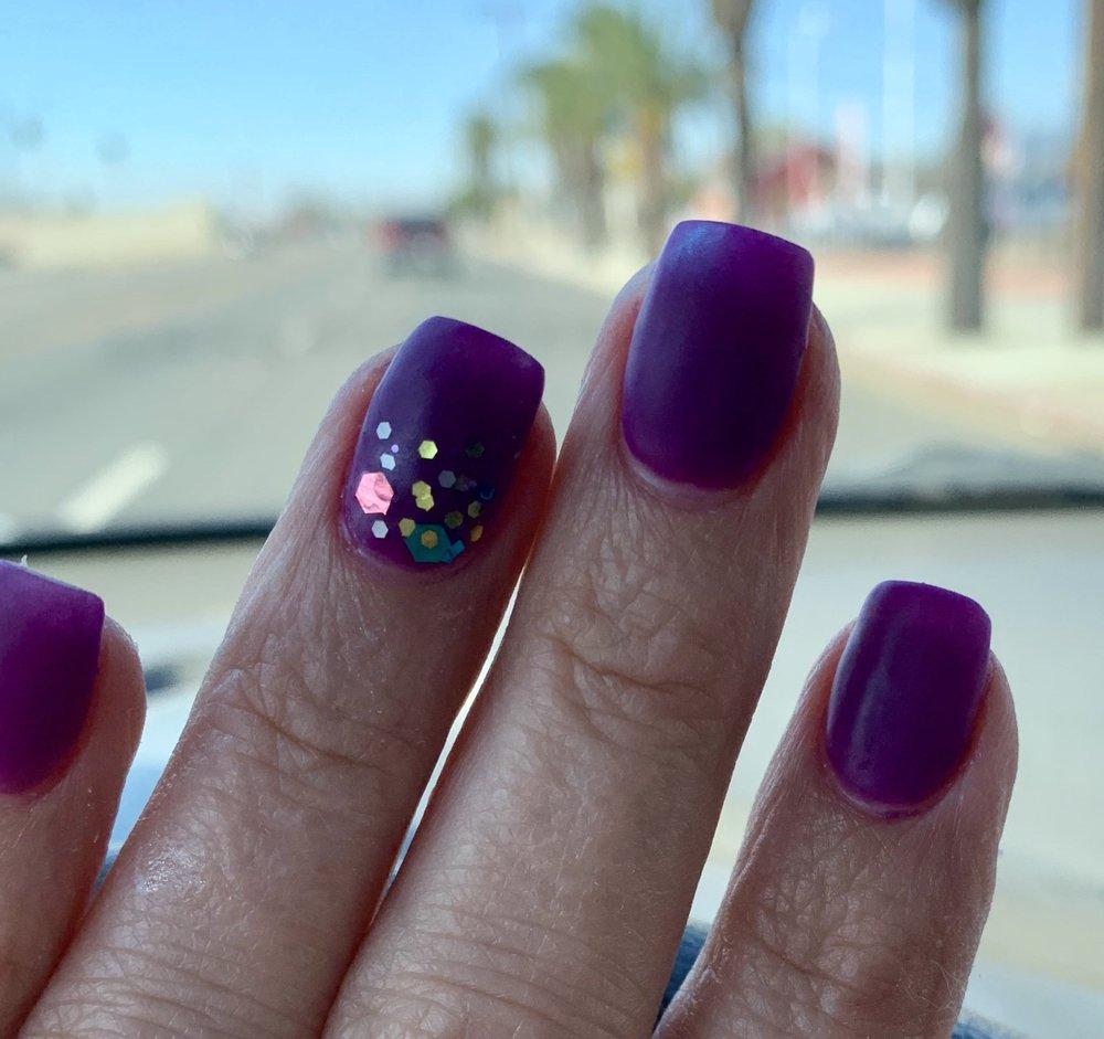 Utopia Nails: 8667 Sierra Ave, Fontana, CA