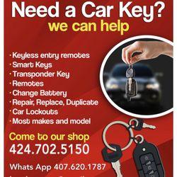 KEY TECH - Auto Parts & Supplies - 1031 W Manchester Blvd