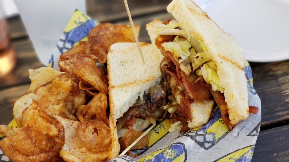 Abbey Burger Bistro: 1041 Marshall St, Baltimore, MD