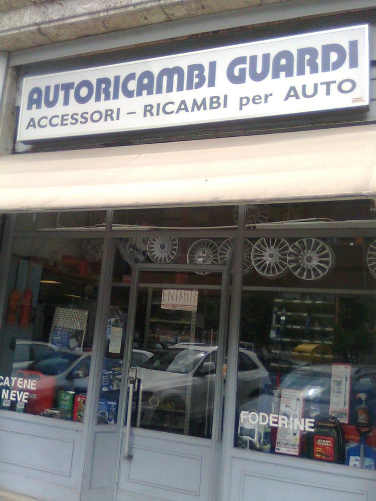 design raffinato stile squisito scarpe autunnali Autoricambi Guardi - Ricambi e accessori auto - Piazza ...