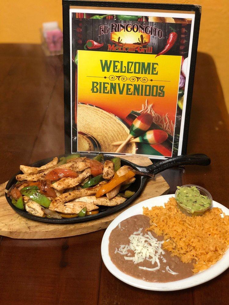 El Rinconcito Mexican Grill: 37221 Ave 12, Madera, CA