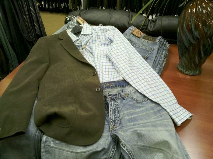 Halberstadt's Men's Clothiers: W Acres Shopping Ctr, Fargo, ND