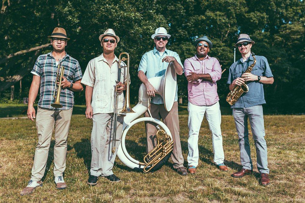 Street Beat Brass Band: New York, NY