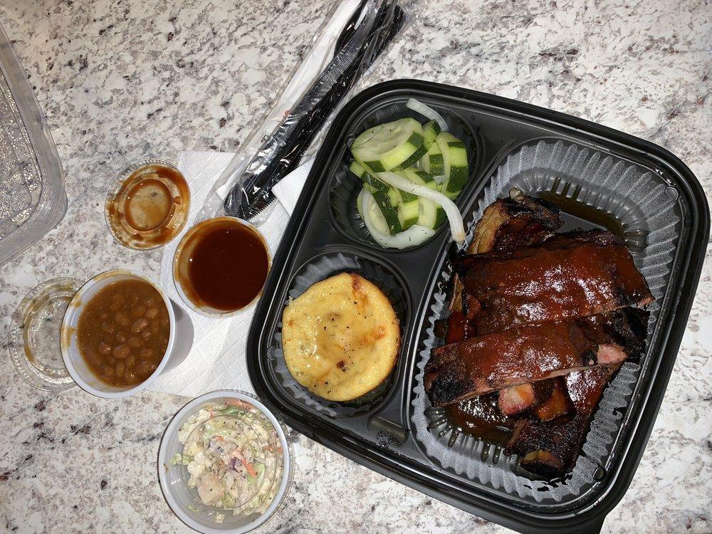 The Iron Pig Smokehouse: 143 W Main St, Gaylord, MI