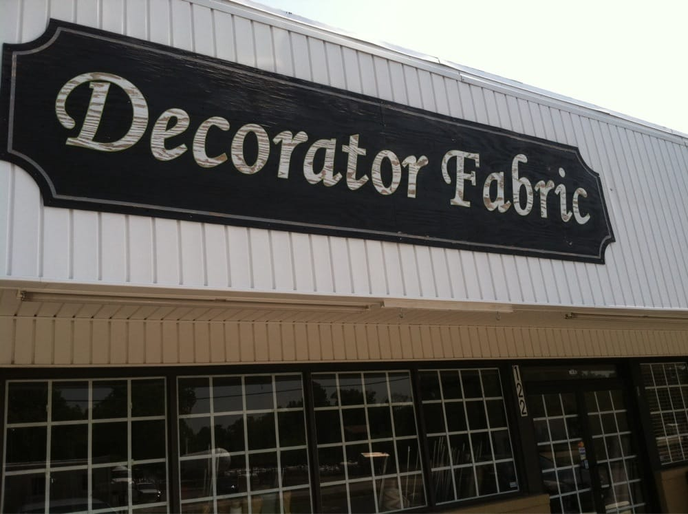 Photos for decorator fabric outlet of oxford yelp for Fabric outlet near me