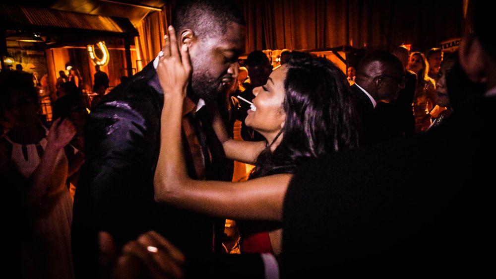 Dwyane Wade & Gabrielle Union - wedding reception - Yelp