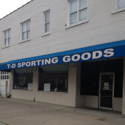 Find Sporting Goods in Pikeville KY online yellow pages.