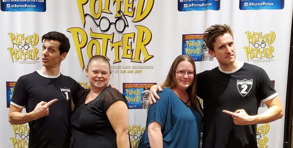 Potted Potter Las Vegas