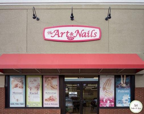 The Art Nails Spa 10 Schalks Crossing Rd Ste 601 Plainsboro Nj