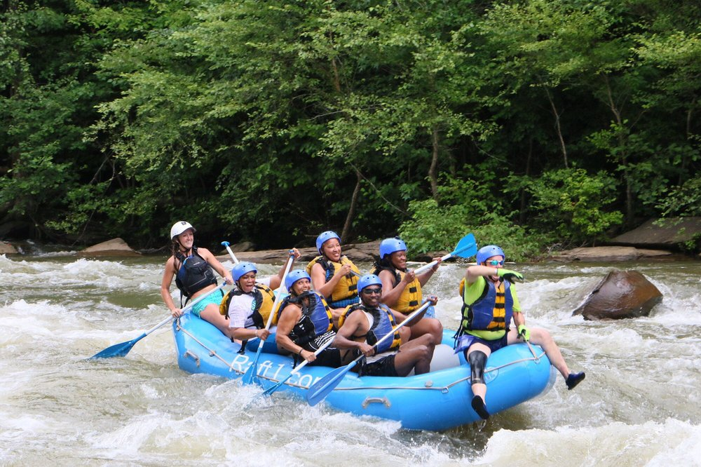 Ocoee Rafting: 1548 Hwy 68, Ducktown, TN