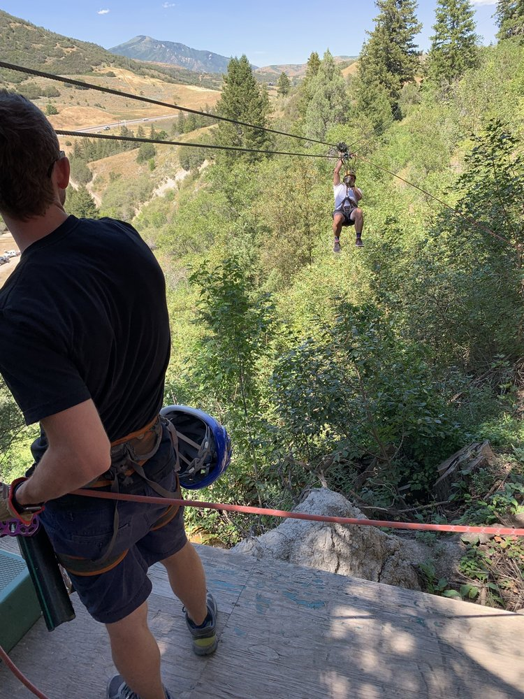 Social Spots from Provo Canyon Adventures