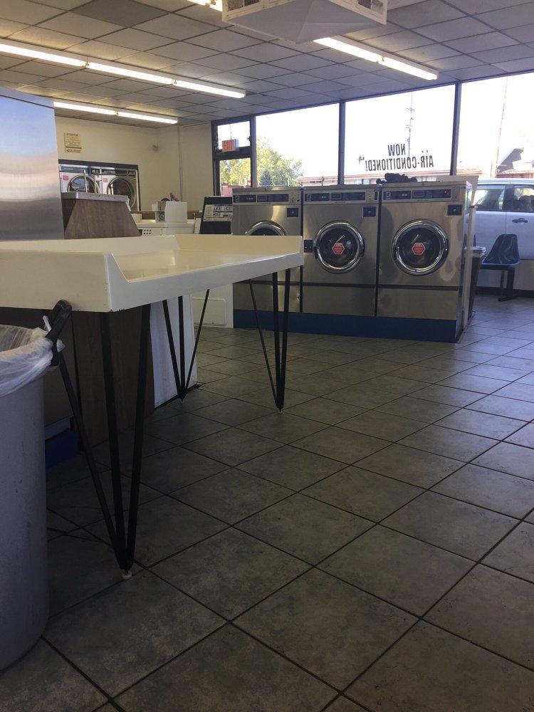 Jett Wash Laundry Mat: 45 S Township Rd, Pataskala, OH