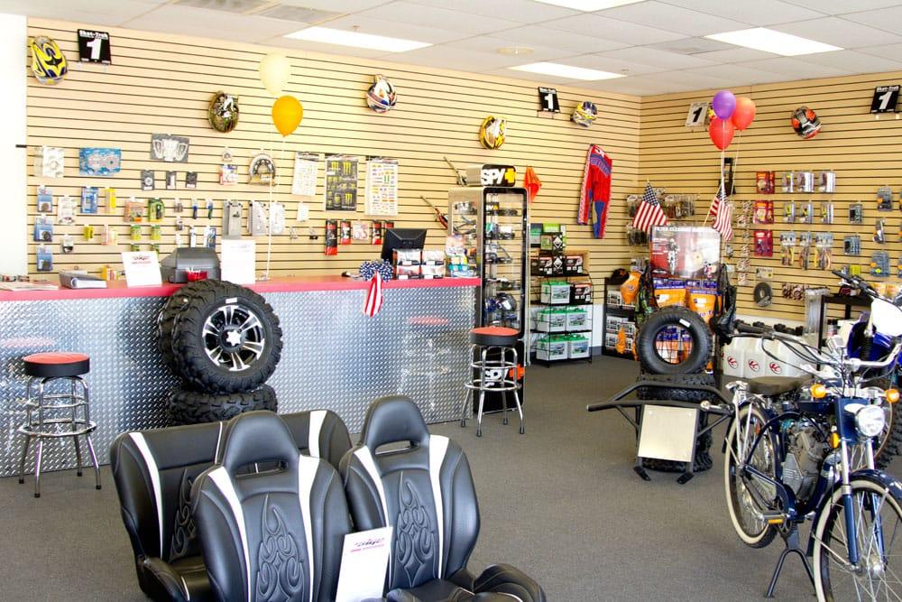 Edge Performance Powersports: 537 N Lake Havasu Ave, Lake Havasu City, AZ