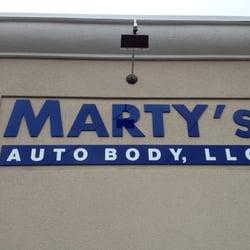 Marty s auto body 23 recensioni officine carrozzerie for 2 officine di garage per auto