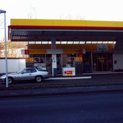 hermes paket shop shell tankstelle gas stations karl. Black Bedroom Furniture Sets. Home Design Ideas