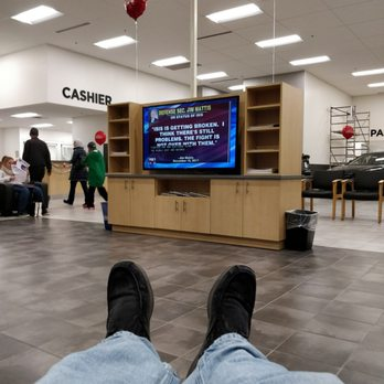 Photo Of Burnsville Toyota Mn United States Service Waiting Area