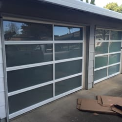 overhead tri doors county garage lumber door