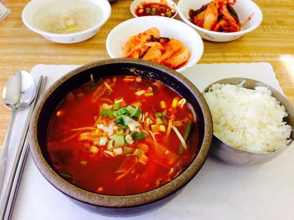 Seoul soondae restaurant 52 photos 61 reviews korean 8757 garden grove blvd garden for Korean restaurant garden grove