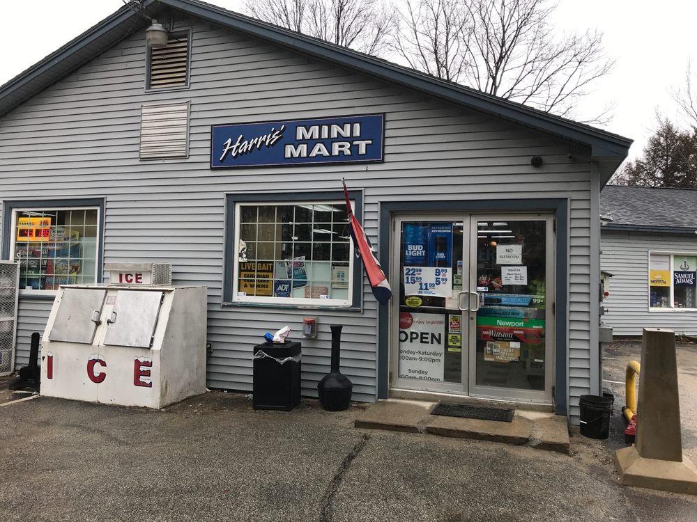 Harris' Mini Mart: 148 US Highway 202, Bennington, NH