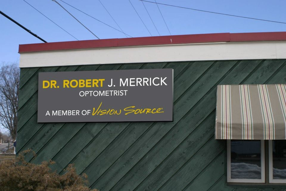 Robert J Merrick, OD: 118 N Huron St, Cheboygan, MI