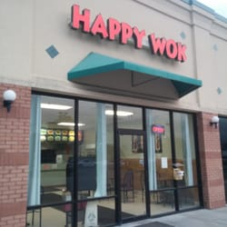 Happy wok 11 photos 21 reviews chinese 9701 ford for Asian cuisine richmond hill ga