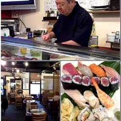 Photo Of Shiki Anese Restaurant Seattle Wa United States Master Chef Ken