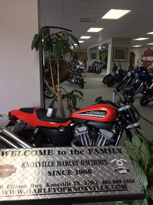 Knoxville Harley Davidson >> Harley Davidson Of Knoxville 5810 Clinton Hwy Knoxville Tn