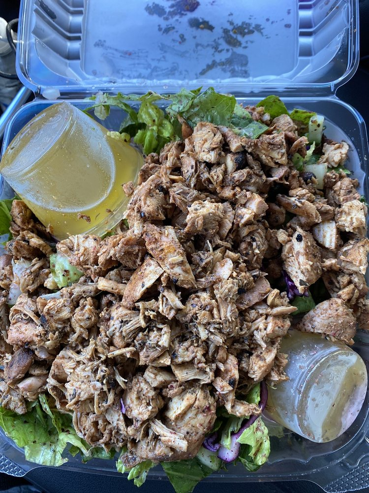 Cafe Kabob Mediterranean Grille & Catering: 25148 Evergreen Rd, Southfield, MI