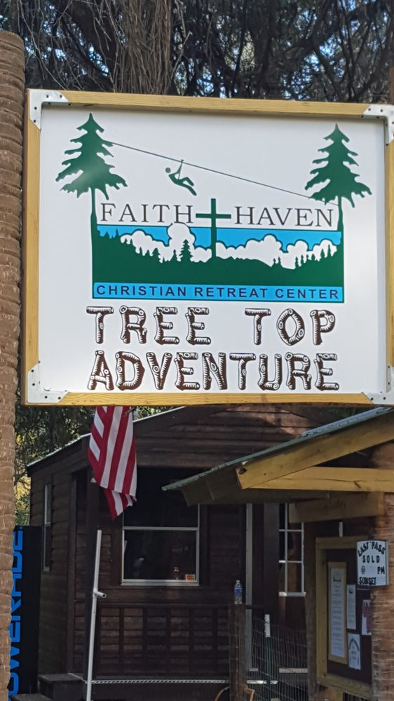 Faith Haven Christian Retreat Center: 10830 W Bentbow Path, Crystal River, FL