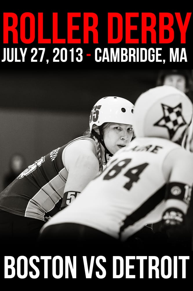Boston Roller Derby