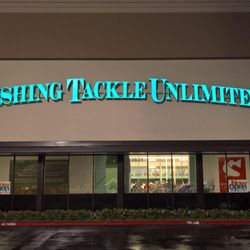 Fishing tackle unlimited attrezzature per caccia pesca for Fish and tackle unlimited