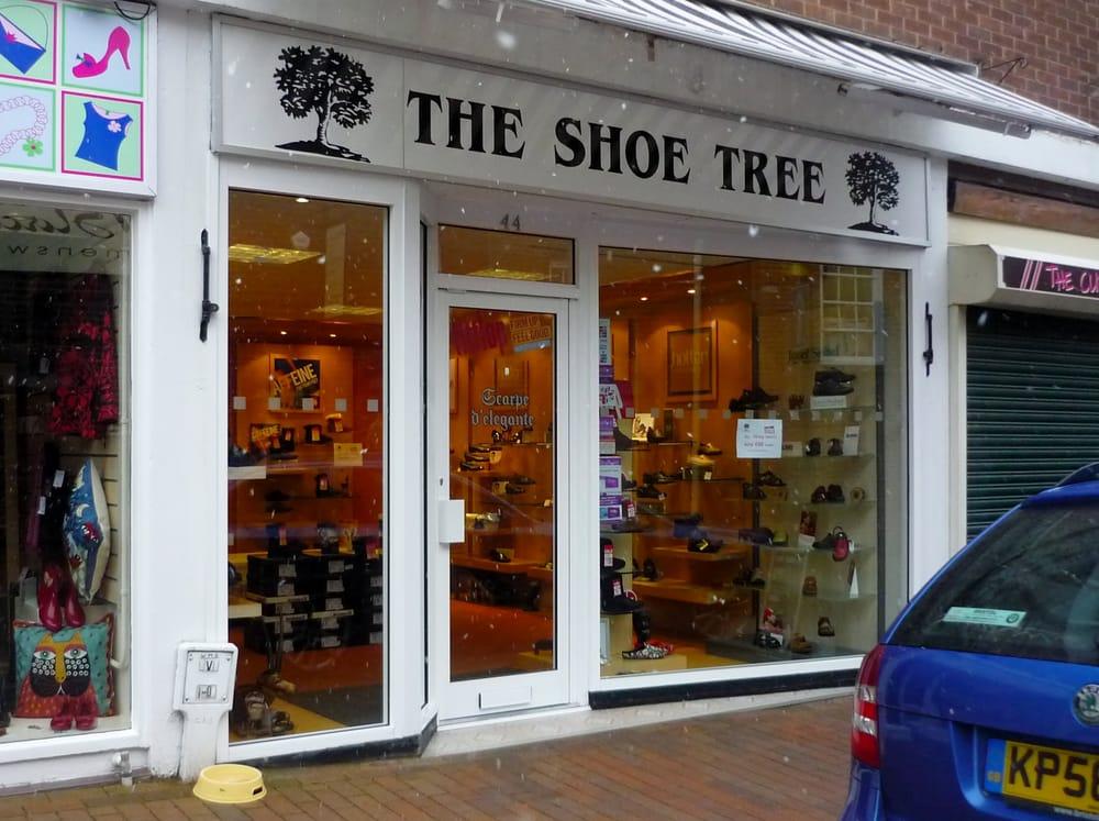 Shoe Shops Stafford