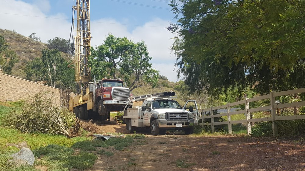 Mike Thing Well Drilling & Pump Service: Alpine, CA