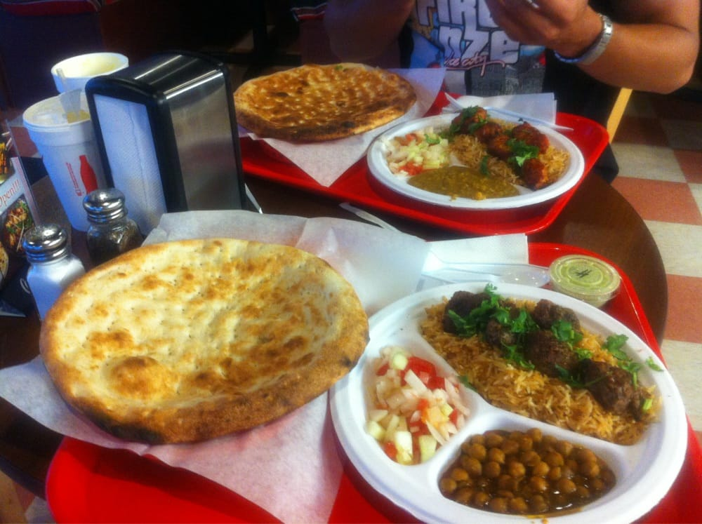 Generous portion and delicious yelp for Afghan kabob cuisine