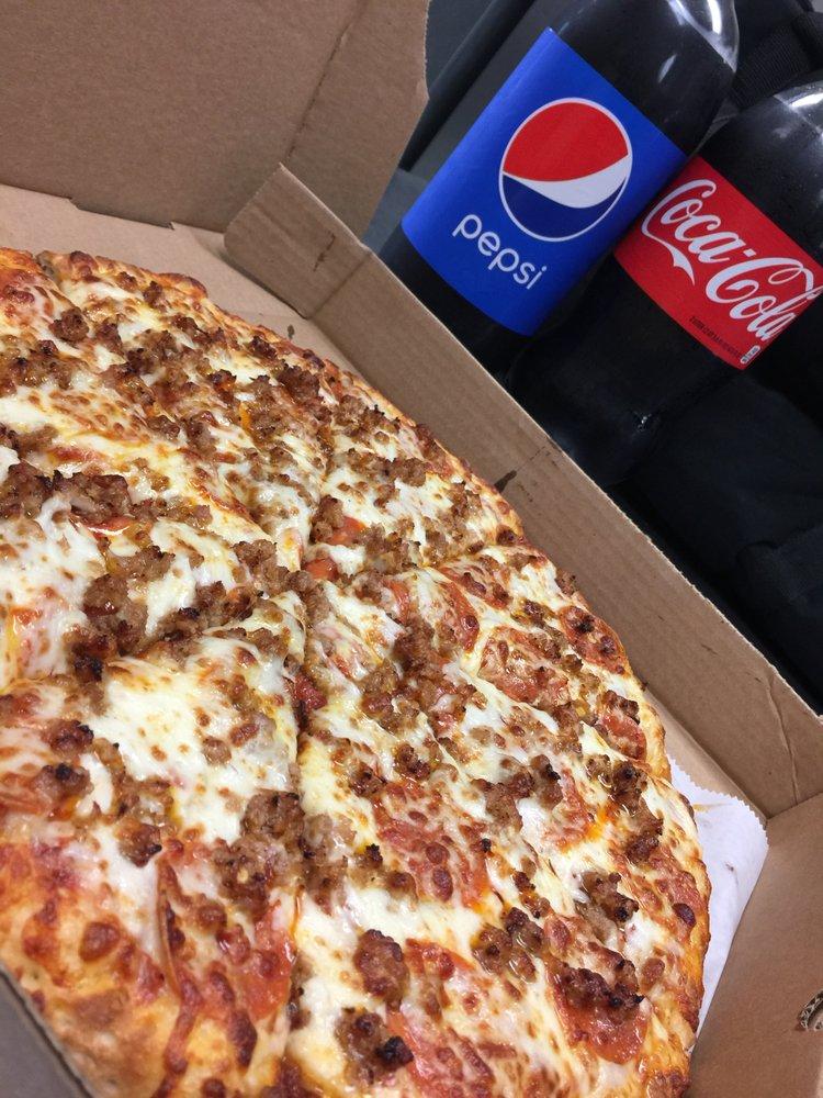 Palmer's Pizza: 2001 Lincoln Way, White Oak, PA