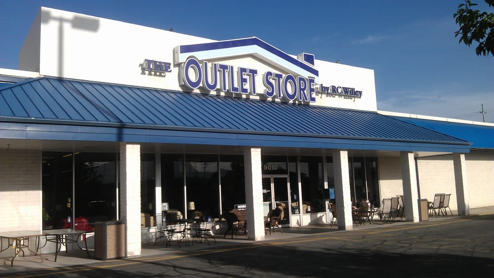 Rc Willey Outlet Center Closed Appliances 9010 S