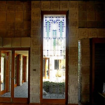 Frank lloyd wright s ennis house 70 photos 17 reviews for The dining room ennis