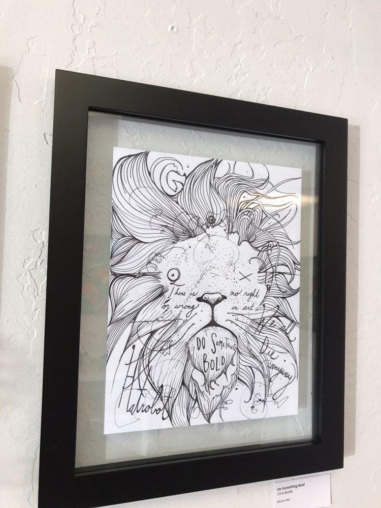Art Works Gallery: 16N 100W, Cedar City, UT