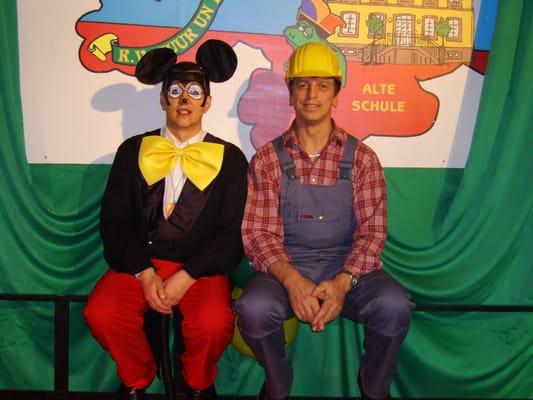 Mickey Bob Musik Kinder Mitmachprogramm Peter Wagner Str 15