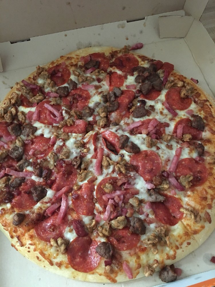Menu For Olive Garden: Little Caesar's Pizza